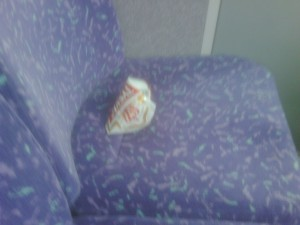 Lager On Bus